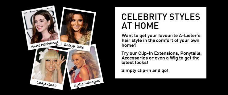 Celebrity Styles at home banner